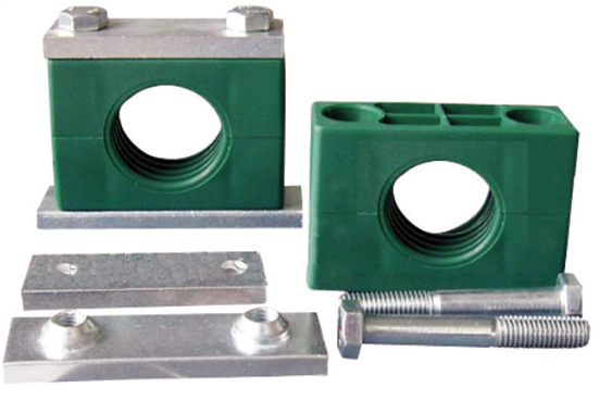 Heavy duty pipe clamps clamp