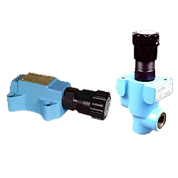 Direct Acting pressure relief valves - sub plate