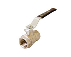 Series GS3 - Hand lever operated ball valves
