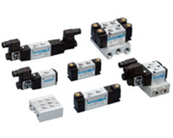 Solenoid Operated DCV