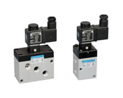Solenoid Operated DCV - Series - DP1